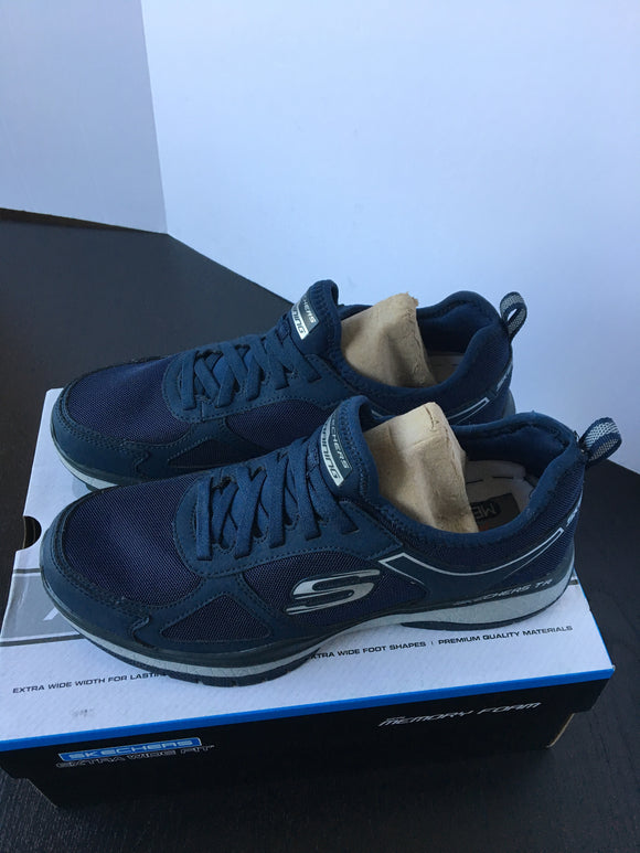 New Men Sneakers - Blue