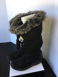 New Women Winter Boots - Black