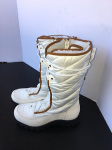 New Women Winter Boots - White