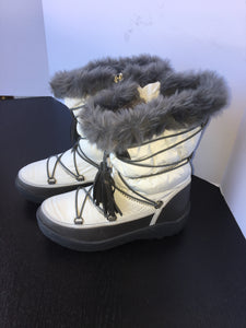 New Ladies Alpine Winter Ankle Boots
