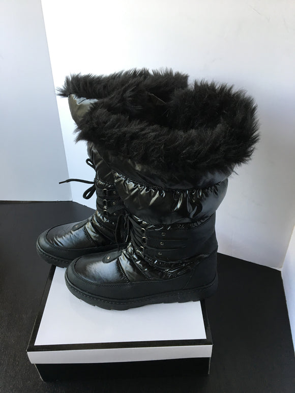 Women Winter Boots - Black
