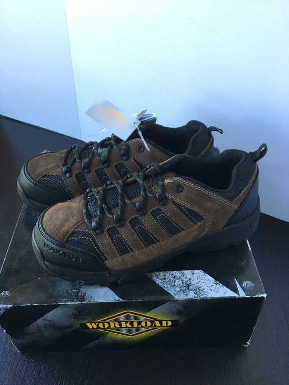 New CSA Approved Steel Toe Men Shoes