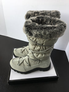 New Women Alpine Winter Boots - Gray