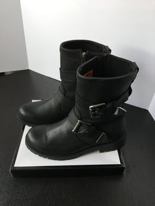 New Canadian Made Biker Boots