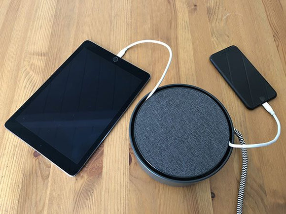 Native Union Eclipse Dual Charging Station