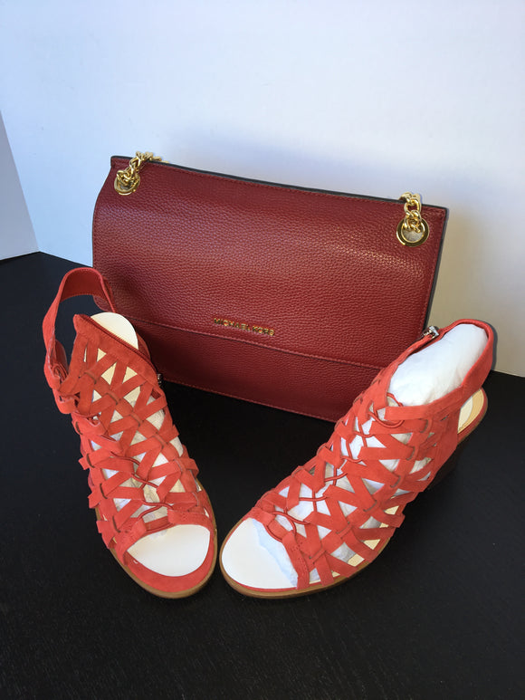 Matching Set 1 - Ladies Hand Bag & Shoes
