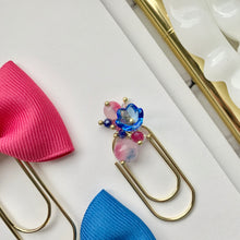 Load image into Gallery viewer, Hot Pink and Blue - Bow and Dangle Bundle