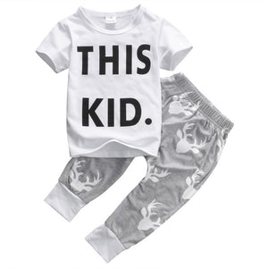 This Kid Outfit Set
