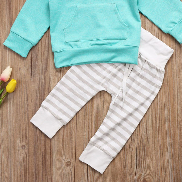 Sporty Outfit Set