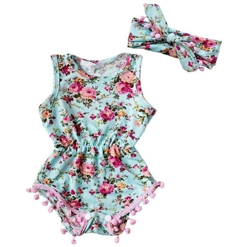 Flower Child Outfit Set