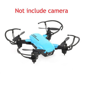 801 2.4G WIFI 720P Camera Mini Foldable Drone Altitude Hold Headless One-key Return 3D Eversion Speed Switch RC Quadcopter Drone