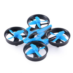 JJR/C H36 2.4GHz 4 Channels 6-Axis Gyroscope 3D Flip RTF Aerocraft Portable Mini Drone RC Quadcopter With Headless Mode Control