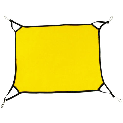 Super Soft Cat Hammock Pet Supplies Cat Beds  Cat Furniture 65 X 57 CM-Yellow