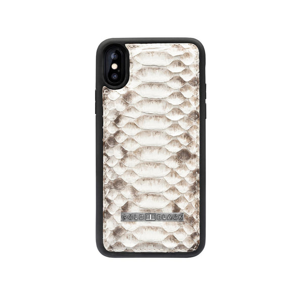 EXOTIC iPHONE XS CASE PYTHON