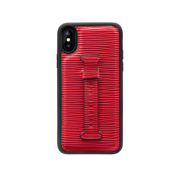 iPHONE XS FINGER-HOLDER CASE UNICO
