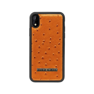 iPHONE XR CASE OSTRICH