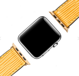 APPLE WATCH BAND UNICO / GOLD 42mm