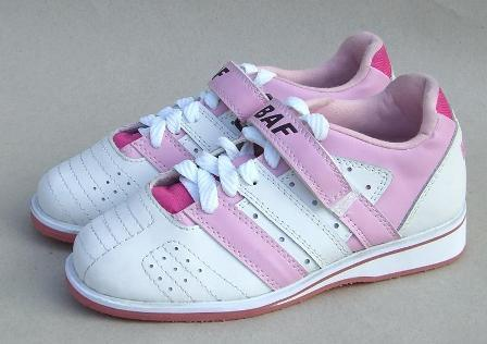 B.A.F Phoenix Weightlifting Shoes (Pink)