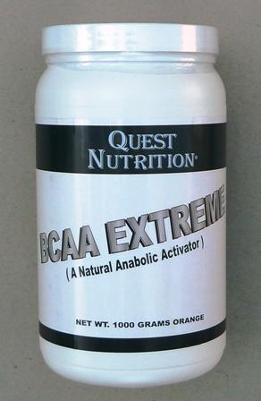 BCAA EXTREME - 2017 Version