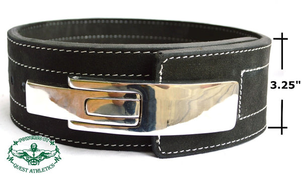 Quest Women's 88 Lever Belt - Black (Quest88Belt_Black)