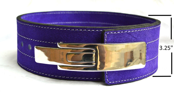 Quest Women's 88 Lever Belt - Purple (Quest88Belt_Purple)