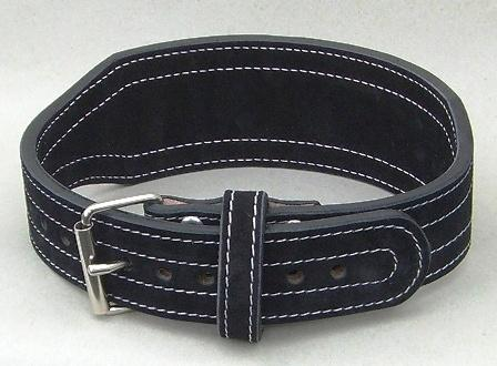 Tapered Training Belt 10cm (Single-Prong)