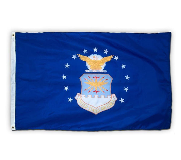 3'x5' AIR FORCE Nylon Flag