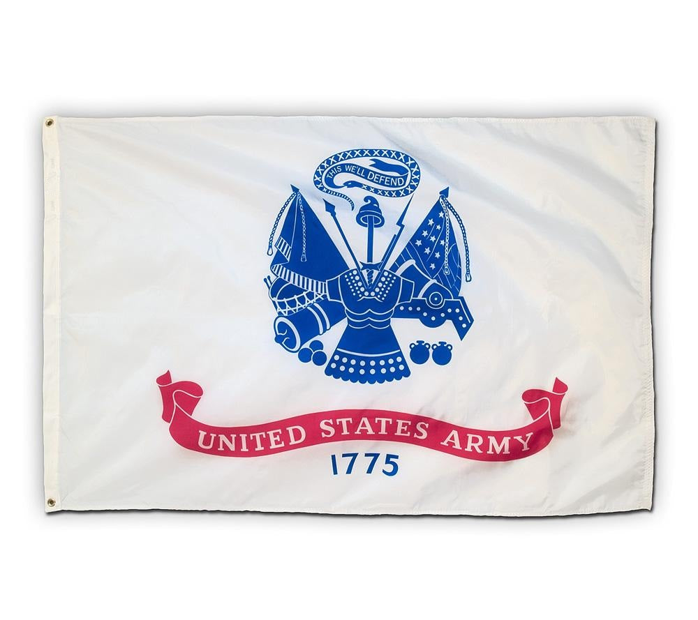 3'x5' ARMY Nylon Flag