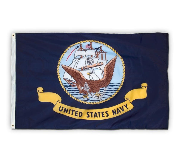 3'x5' NAVY Nylon Flag
