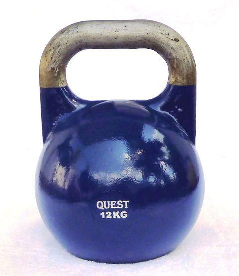 Quest Competition Kettlebell - 12KG/26LB