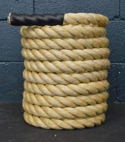 1.5 Inch Manila Battle Rope