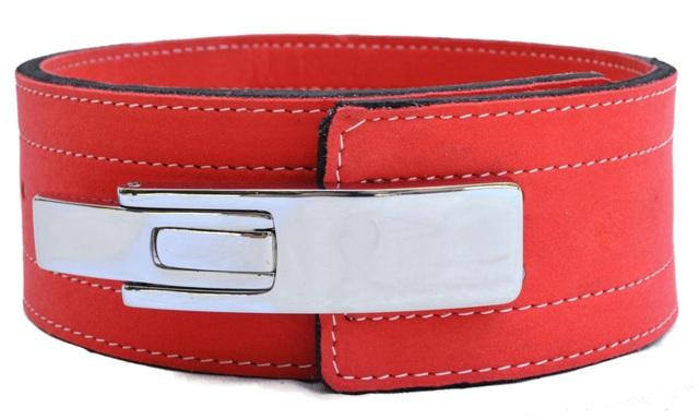 Quest Varsity 10mm Lever Belt - Georgia Peach (BELT_LEVER_PEA)