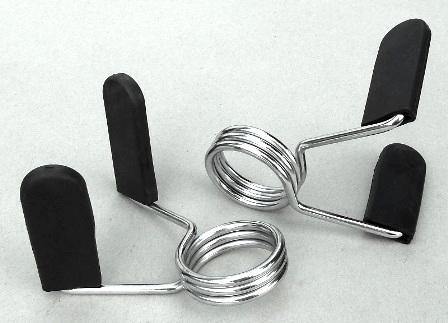 Spring Collars 2-Inch with 90-Degree Handles