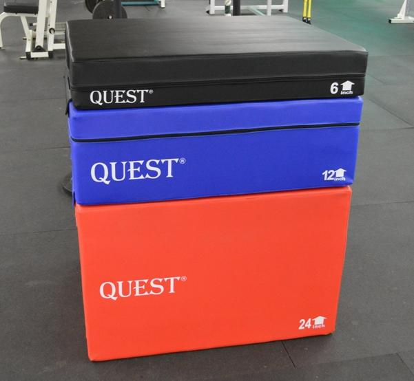 Stackable Plyo Boxes (up to 42 inches)