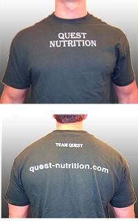 Team Quest T-Shirt (Green)