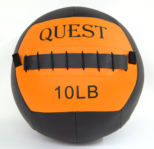 Quest Wall Ball - 10 Lbs [Clearance] (WallBALL10_C)