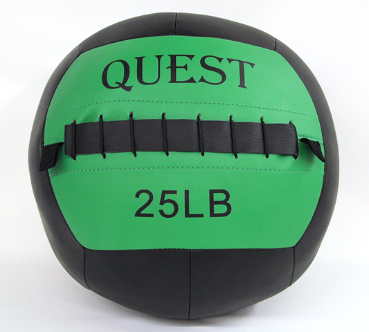 Quest Wall Ball - 25 Lbs [Clearance] (WallBALL25_C)