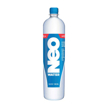 Neo Water Super Water - Case Of 12 - 1 Liter
