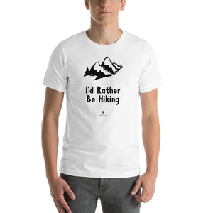 I'd Rather Be Hiking Short-Sleeve T-Shirt