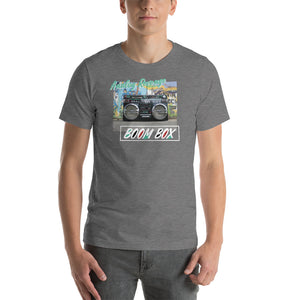 Boom Box Short-Sleeve T-Shirt