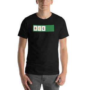 Flop The Nuts Short-Sleeve Poker T-Shirt