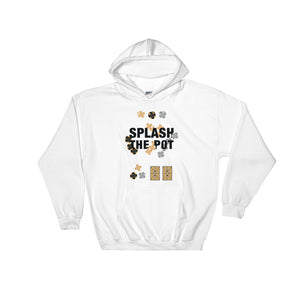 Splash The Pot Hooded Poker Sweatshirt