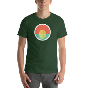 Sunset Short-Sleeve T-Shirt