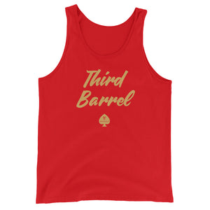 Third Barrel Poker Tank Top