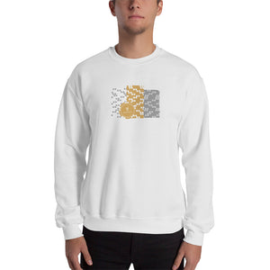 Poker Chip Stacks Sweatshirt (Gold Edition)