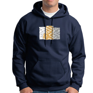 Poker Chip Stacks Hoodie