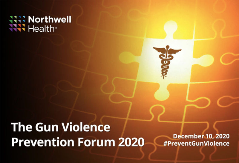 "Second Annual Gun Violence Prevention Forum 2020  |   December 10th 11am-2pm EST  |  ""Gun violence is a public health emergency."