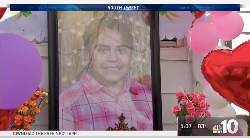 3 Men Charged in the Death of 9-year-old girl who was Killed by a Stray Bullet in her Sleep.