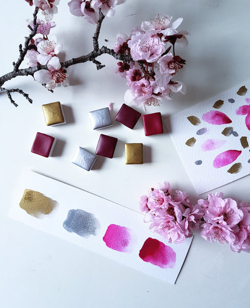 Cherry Blossom Set (2019 edition)