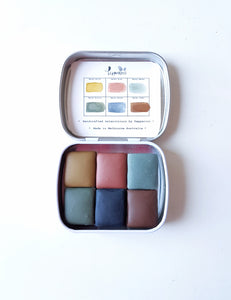 Matsu 松 まつ set (half pans ) - Limited Edition
